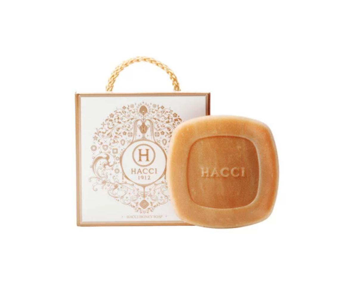 HACCI(ハッチ) はちみつ洗顔石けん