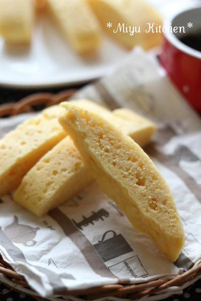 おからを使った蒸しパン