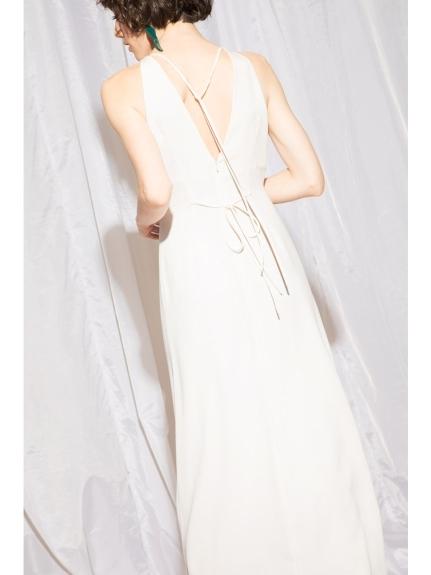 フレイアイディーのロングドレス