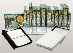 PMC パシフィック工業 クリーンフィルター エアコン用
