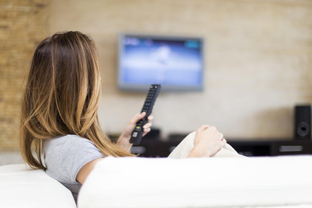 TV 女性