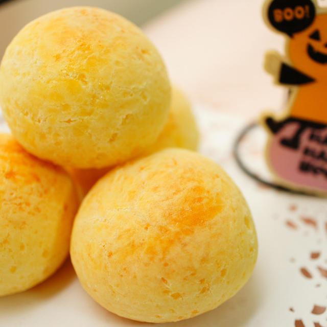 白玉粉で簡単ポンデケージョのレシピ