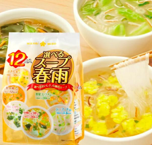 くまの中谷商店 春雨スープ