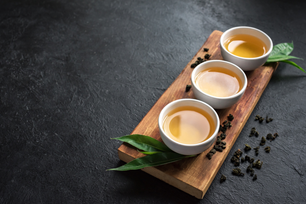 3杯分の烏龍茶
