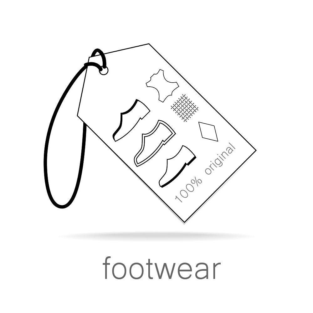 靴の品質表示