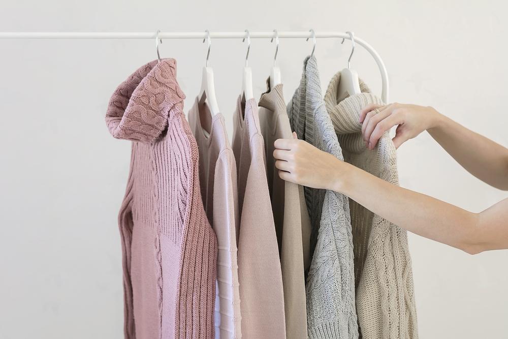 ニットやセーター
