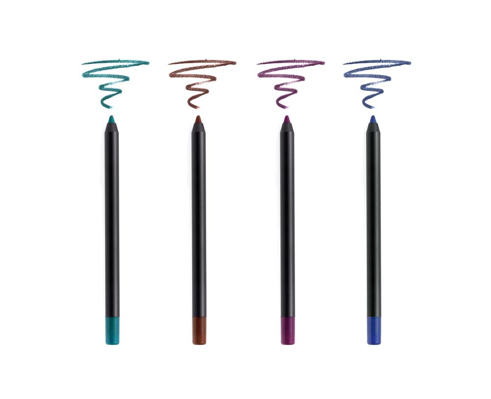 色々なカラーのアイライナー
