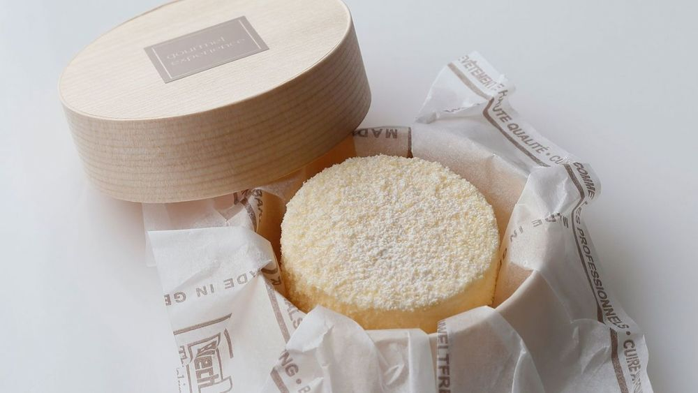 ウェスティンデリの低糖質カマンベールチーズケーキ
