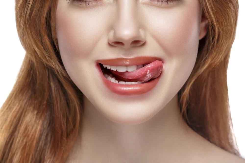 舌回しエクササイズ