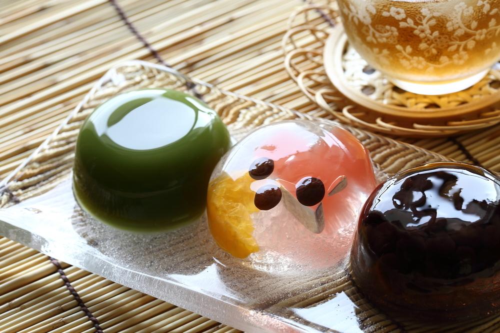 低カロリーな和菓子