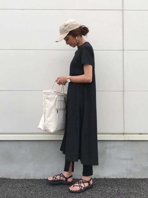 ワンピースを使った仙台の服装