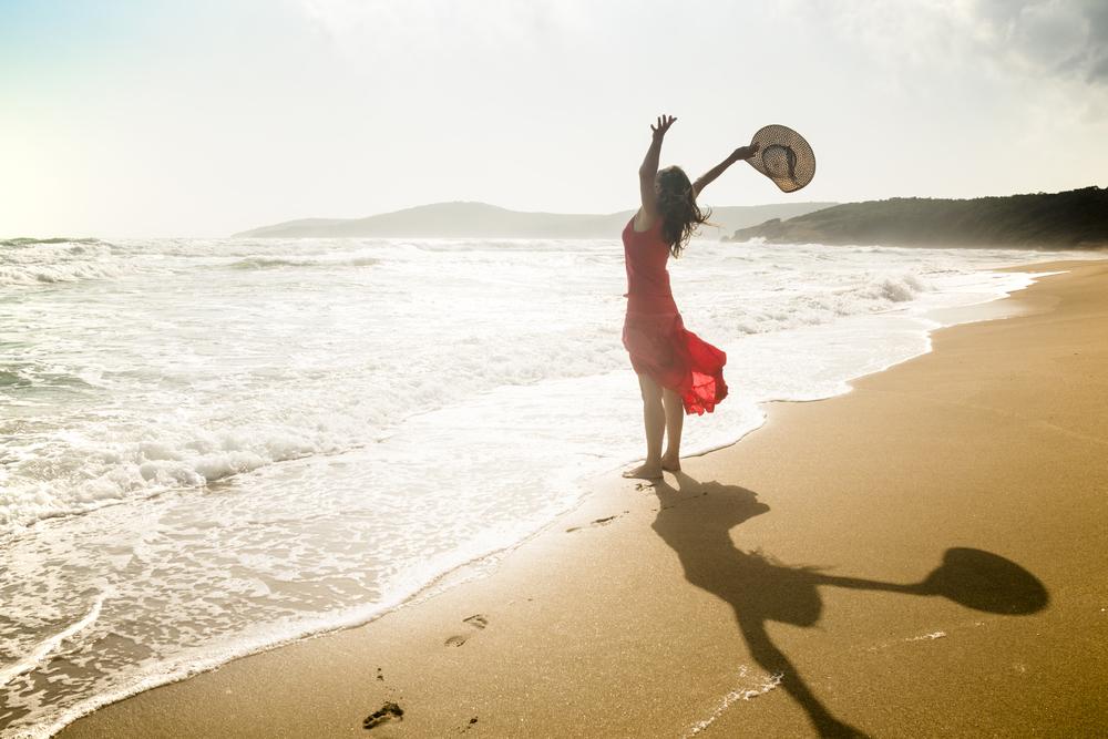沖縄への女子一人旅
