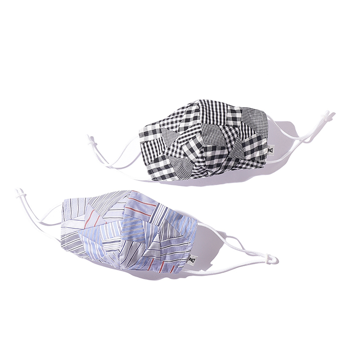ANREALAGE(アンリアレイジ) PATCHWORK MASK FOR SUMMER