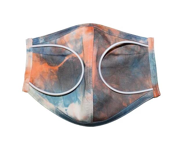 VALENTIJN VANMEIR(バレンタインバンメール) Tie dye 2 color 3D Mask