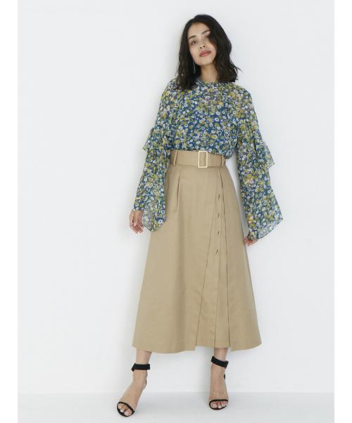 タックバートレンチスカート