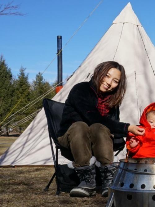 冬のキャンプにおすすめの服装