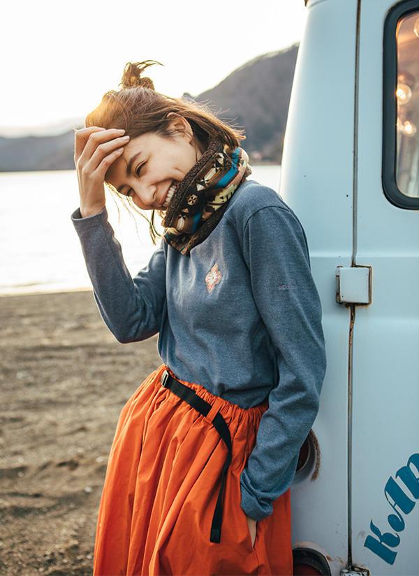 キャンプにおすすめの服装コーデ