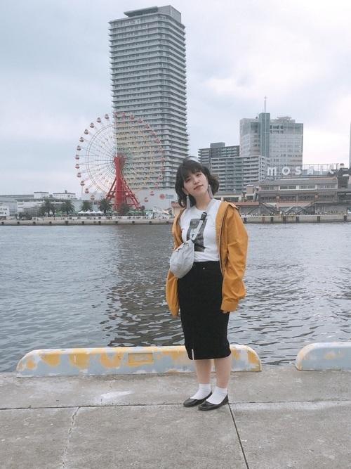 9月の神戸コーデ