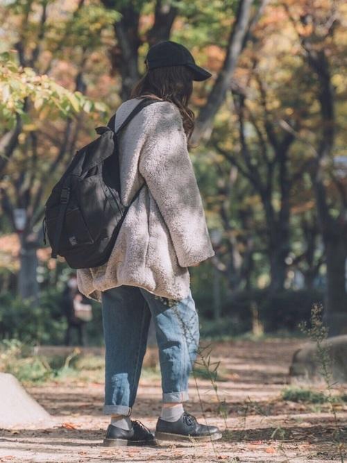 11月の神戸コーデ