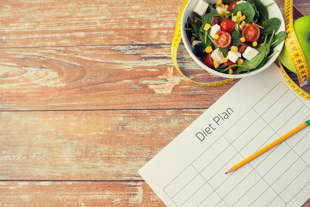 ダイエットの計画