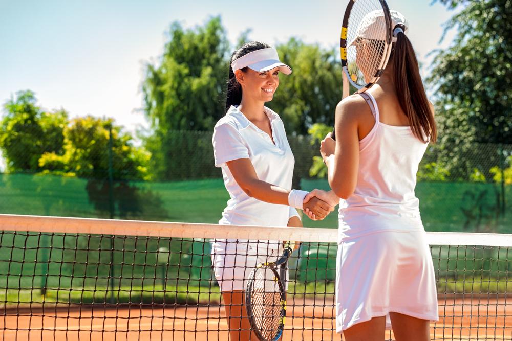 テニスの試合でのマナー