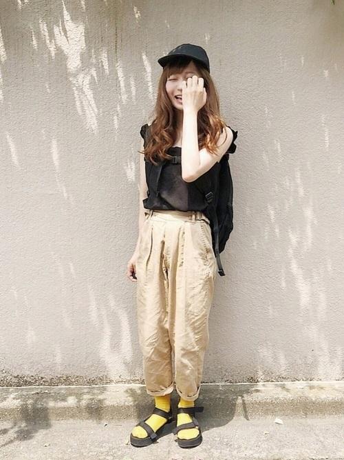 陶芸をする日におすすめの服装【8】