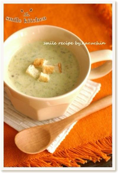 アボカド豆乳スープのレシピ