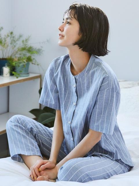 入院におすすめの前開きのパジャマ