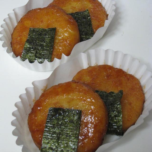 米粉のジャガイモ餅のレシピ