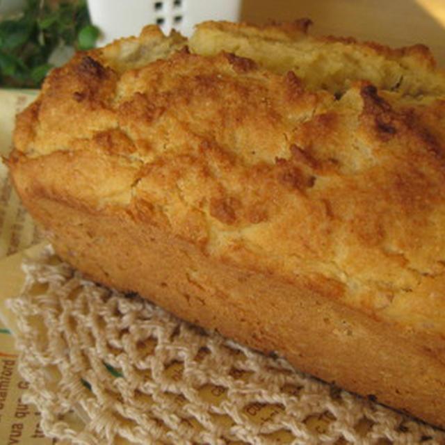 米粉で作るおからパン