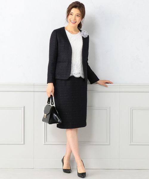 卒業式におすすめの40代の母親服装