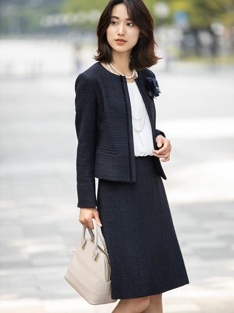 卒業式におすすめの40代母親の服装コーデ