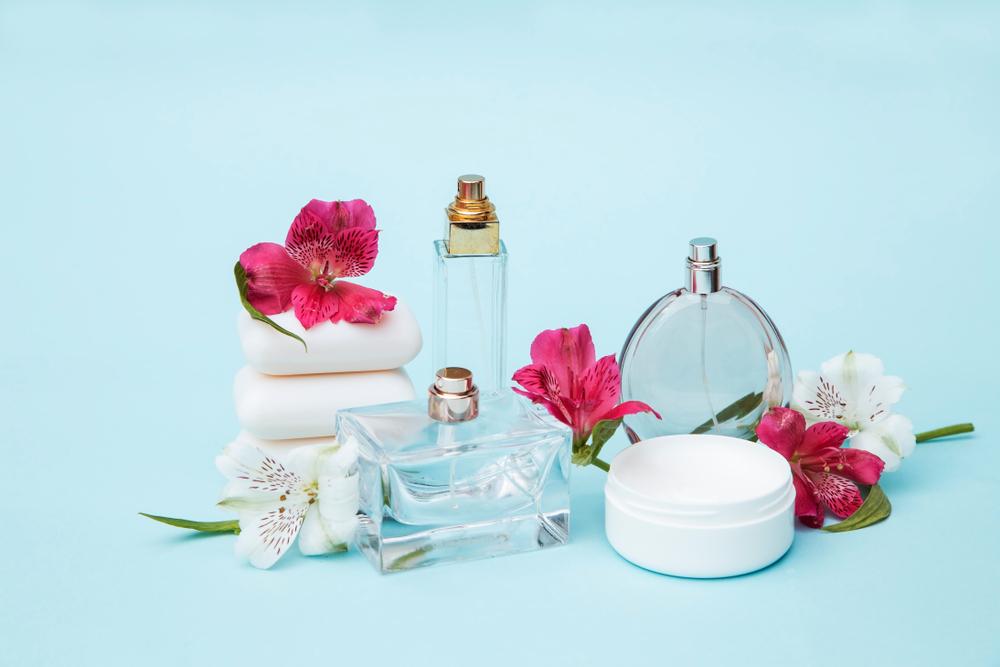 いろいろな香水