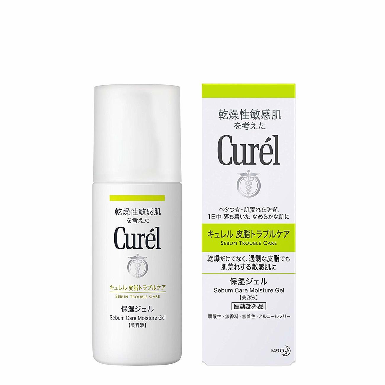 Curel(キュレル)  皮脂トラブルケア保湿ジェル