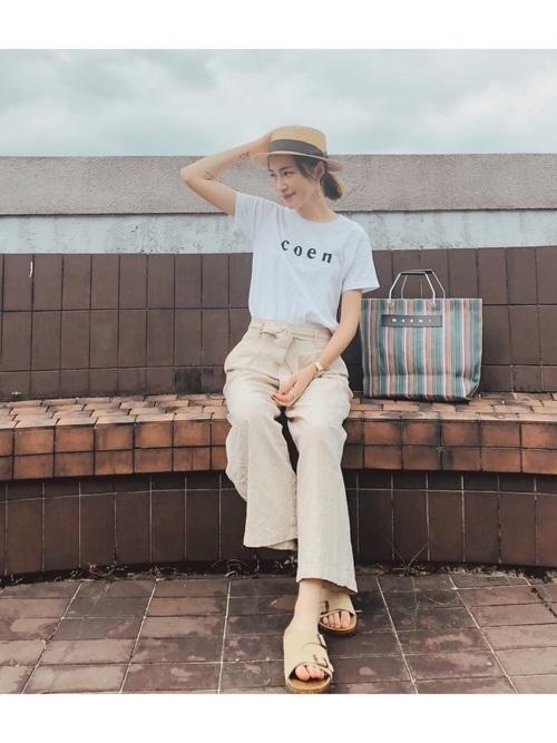 Tシャツを使ったベトナムの服装