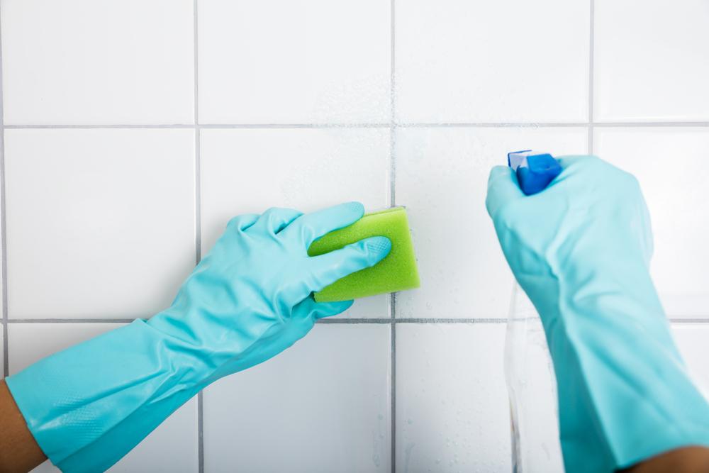 クエン酸水で水垢掃除