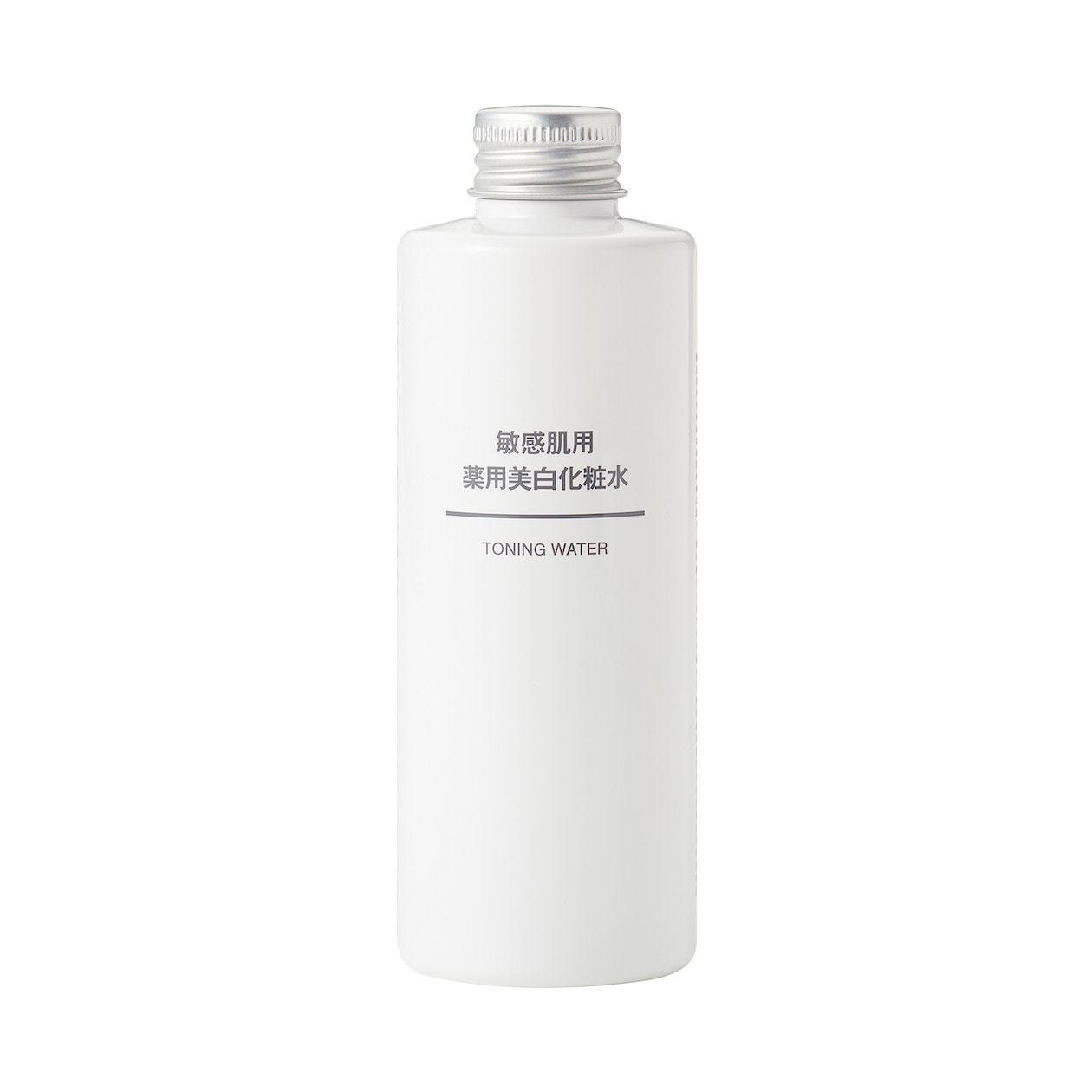 無印良品の「敏感肌用薬用美白化粧水」