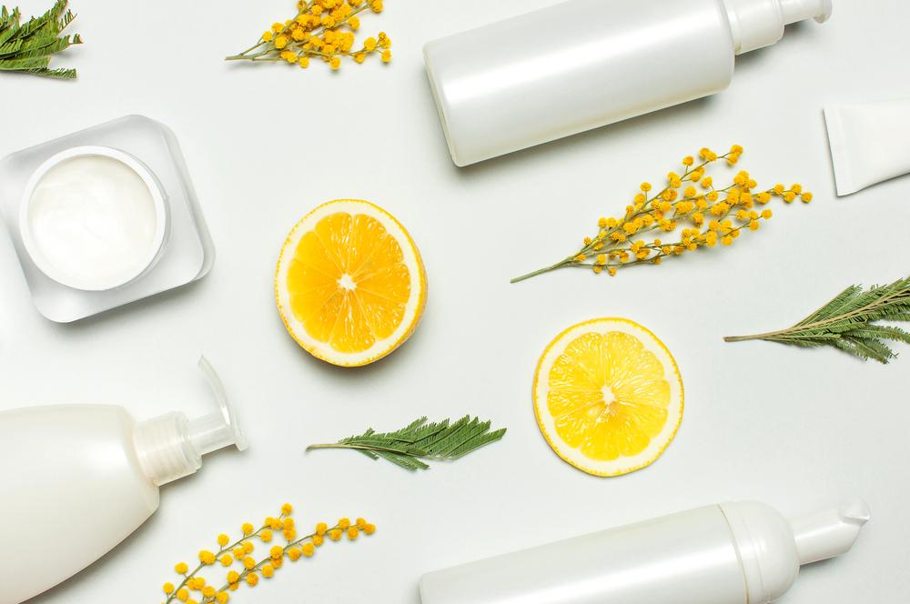 ビタミンC配合の化粧品