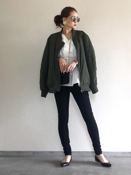 スキニーパンツと相性のいい靴【4】