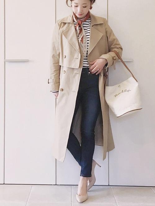 スキニーパンツと相性のいい靴【7】
