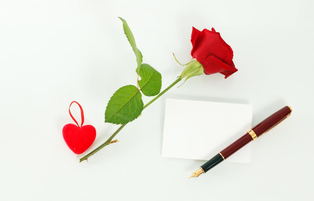 還暦祝いのプレゼントの赤いペン