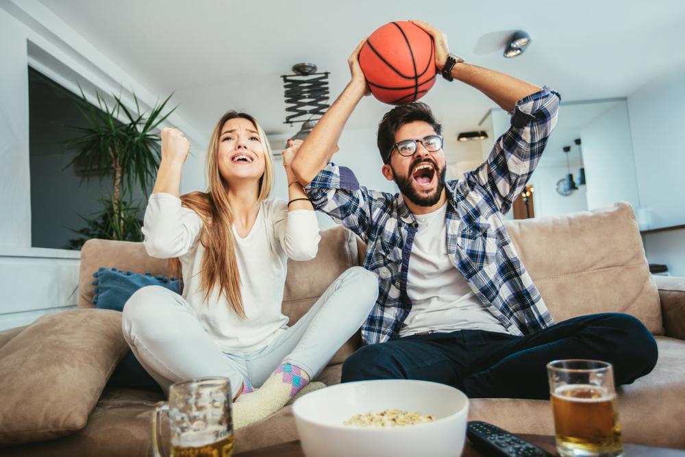 スポーツオタクな彼氏と彼女