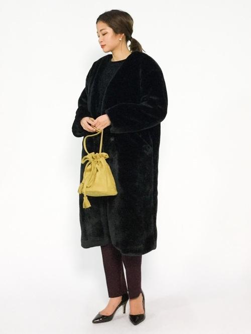titivateのプチプラ巾着バッグ