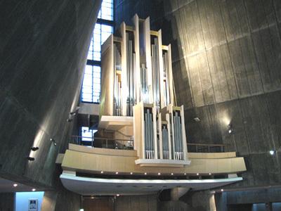 カトリック東京カテドラル関口教会