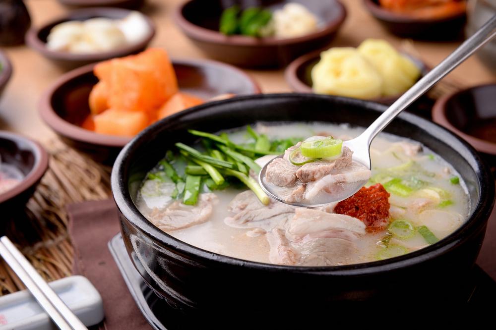 韓国料理の写真