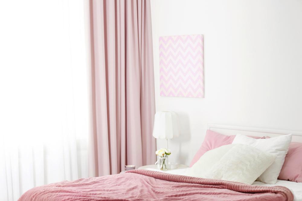 寝室の風水インテリア