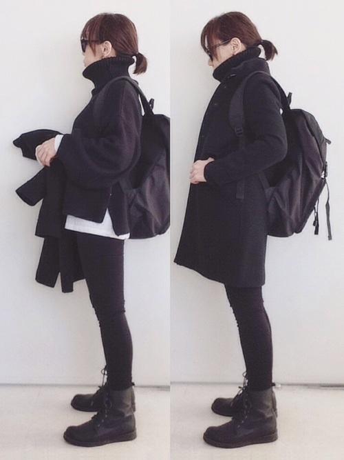 ブーツを使った名古屋の服装