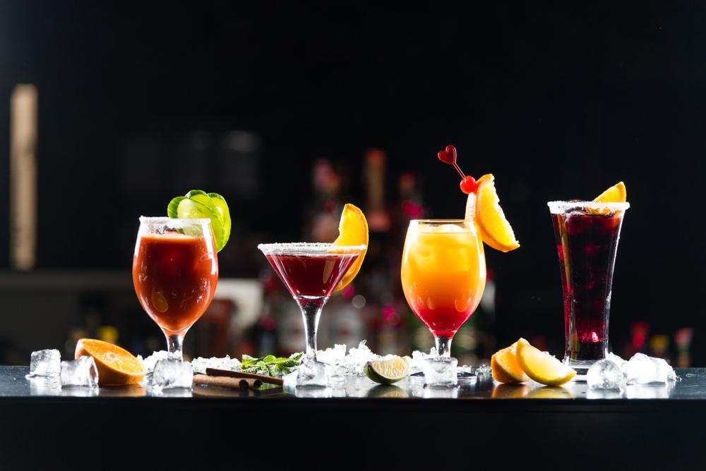 4種類のお酒