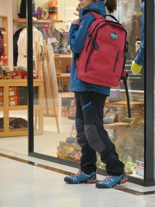 富士山の冬登山の服装