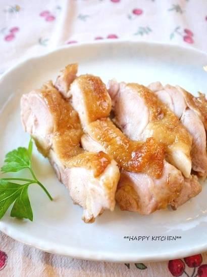 鶏の照り焼きレシピ